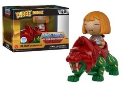 He-man with Battle cat - 20 - Funko Dorbz Ridez - Limited 5000 pieces