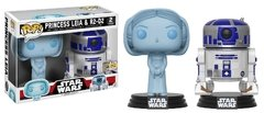 Princess Leia & R2-D2 - Funko Pop - Star Wars - 2 Pack - SDCC 2017 Exclusive