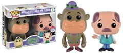 Maguilla Gorilla and Mr Peebles - Funko Pop - Hanna Barbera - 2 pack - Limited to 3000 pieces