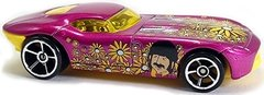 Fast Felion - Carrinho - Hot Wheels - The Beatles - Yellow Submarine - Ringo Star - 2015