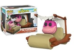 The Flintmobile with Dino - Hanna Barbera - 28 - Funko Dorbz Ridez - Limited to 6000 pieces