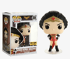 Wonder Woman (Amazonia) - Funko Pop Heroes - Mulher Maravilha - 259 - Hot Topic Exclusive