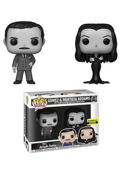 Gomez & Morticia Adams - Funko Pop - Adam´s Family - Entertainment Earth Exclusive - 2 Pack