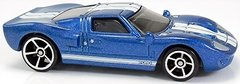 Ford GT-40 - Carrinho - Hot Wheels - FAST FIVE - 3/6