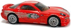 95 Mazda RX-7 - Carrinho - Hot Wheels - FAST & FURIOUS - ORIGINAL FAST - 3/5