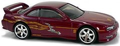 Nissan 240SX (S14) - Carrinho - Hot Wheels - FAST & FURIOUS - ORIGINAL FAST - 1/5