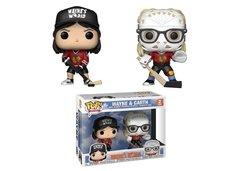 Wayne & Garth - Funko Pop - Wayne´s Word - Target Exclusive - 2 Pack