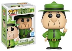 Ranger Smith - Funko Pop Animation - Hanna Barbera - 189 - Edição limitada 5000 pieces