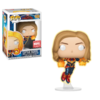 Captain Marvel - Funko Pop - Captain Marvel - 446 - Collector Corps Exclusive - Glows in the Dark