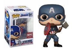 Captain America - Funko Pop - Marvel - Avengers - Collectors Corps Exclusive - 481