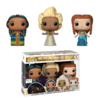 Mrs Who & Mrs Which & Mrs Whatsit - Funko Pop - 3 pack - Barnes and Noble Exclusive