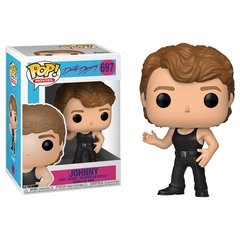 Johnny - Funko Pop Movies - Dirty Dancing - 697