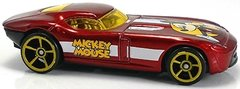 Fast Felion - Carrinho - Hot Wheels - Disney - Mickey - 1/8 - 2017