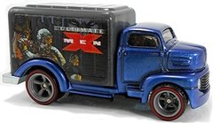 49 Ford Coe - Carrinho - Hot Wheels - X-Men - Real Riders - 2018 - 3/5