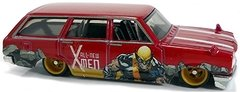 Nissan Skyline Van - Carrinho - Hot Wheels - X-Men - Real Riders - 2018 - 5/5