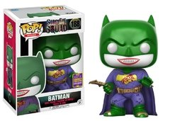 Batman Joker - Funko Pop Heroes - Suicide Squad - 188 - SDCC 2017 Exclusive