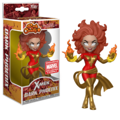 Dark Phoenix - Rock Candy - X-Men - Funko - Collector Corps Exclusive
