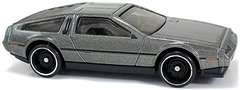 DMC Delorean - Carrinho - Hot Wheels - FACTORY FRESH - 7/10 - 270/365 - RS6C4 - 2017