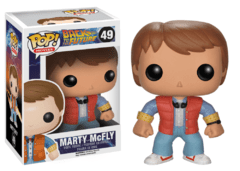 Marty McFly - Funko Pop Movies - Back to the Future - 49