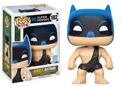 Jungle Batman - Funko Pop Heroes - Dc Comics - 182 - Limited to 10000 pieces