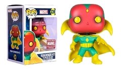 Vision (Avengers #57) - Funko Pop - Marvel - 239 - Collectors Corps Exclusive