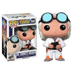 Dr. Emmet Brown - Funko Pop Movies - Back to the Future - 50