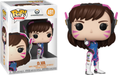 D. VA - Funko Pop Games - Overwatch - 491