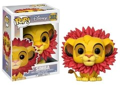 Simba - Funko Pop - Disney - Lion King - 302 - VAULTED