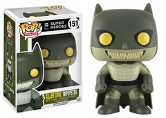 Killer Croc Impopster - Funko Pop Heroes - DC Comics - 151 - Walmart Exclusive