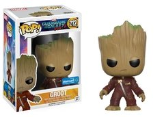 Groot - Funko Pop - Marvel - Guardian of the Galaxy 2 - 212 - Walmart Exclusive