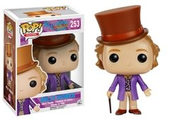 Willy Wonka - Funko Pop Movies - Willy Wonka and the Chocolate Factory - 253