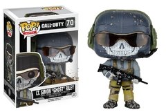 Lt. Simon Ghost Riley - Funko Pop Games - Call of Duty - 70