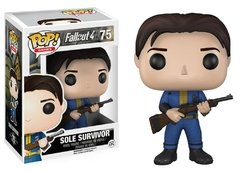 Sole Survivor - Funko Pop Games - Fallout 4 - 75