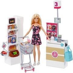 Supermercado da Barbie® Playset - MATTEL - FRP01