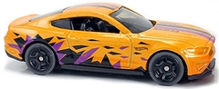 2018 Ford Mustang GT - Carrinho - Hot Wheels - SPEED BLUR -  4/10 - 113/250 - 2018 - RTR8S