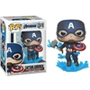 Captain America - Funko Pop - Marvel - Avengers - Endgame - 573