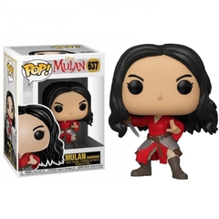 Mulan Warrior - Funko - Disney - 637