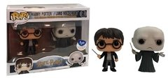 Harry Potter with Lord Voldemort - 2 pack - Funko