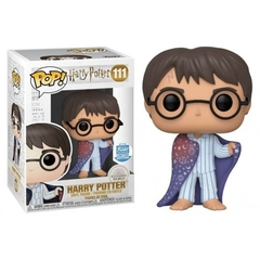 Harry Potter in Invisible Cloak - Funko Pop - 111 - Limited Edition