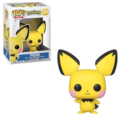 Pichu - Funko Pop - Games - Pokemon - 579