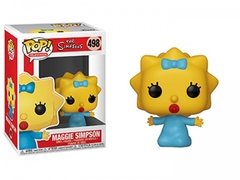 Maggie Simpson - Funko Pop - Animation - The Simpsons - 498