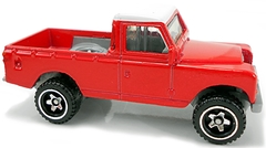 Land Rover Series III Pickup - Carrinho - Hot Wheels - HOT TRUCKS -  3/10 - 111/250 - 2017 - UGH51