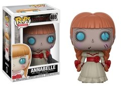 Annabelle - Pop! Movies - 469 - Funko - Before the Conjuring there was