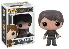 Arya Stark - Pop! - Game of Trones - 09 - Funko
