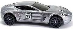 Aston Martin One-77 - Hot Wheels - GRAN TURISMO - 6/8