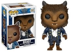 Beast  - Pop! - Disney - Beauty and the Beast - 243 - Funko
