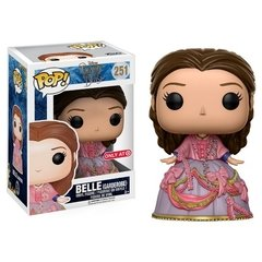 Belle (Garderobe) - Pop! - Disney - Beauty and the Beast - 251 - Funko - Target Exclusive