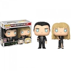 Black Lodge Cooper & Black Lodge Laura - Twin Peaks - Funko