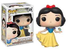 Branca de Neve - Pop! - Disney - Snow White - 339 - Funko