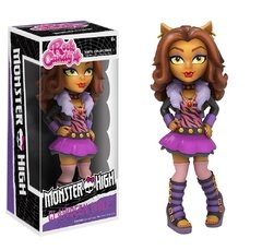 Clawdeen Wolf - Rock Candy - Monster High - Funko